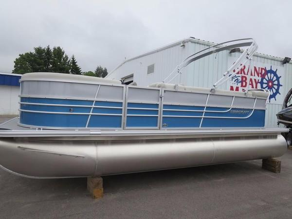 New Starcraft EX 20 C RDP GLS Pontoon Boat For Sale