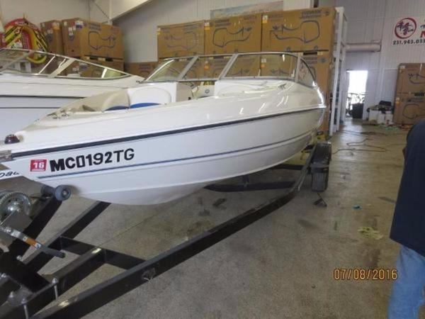 Used Stingray 180 RX Dual Console Boat For Sale