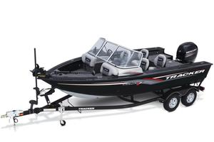 New Tracker Targa V-18 WT Aluminum Fishing Boat For Sale