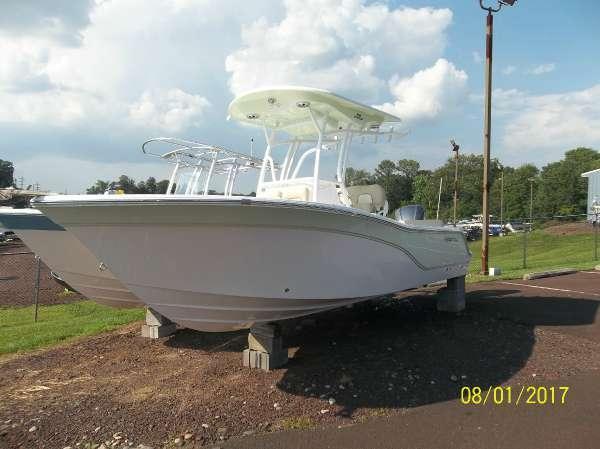 New Sea Fox 246 Commander Center Console Fishing Boat For Sale