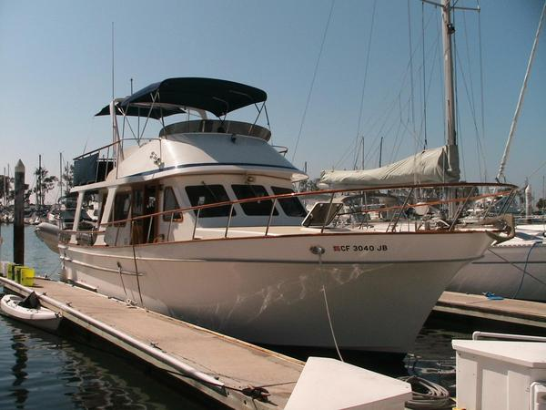 Used Pt Europa Trawler Boat For Sale
