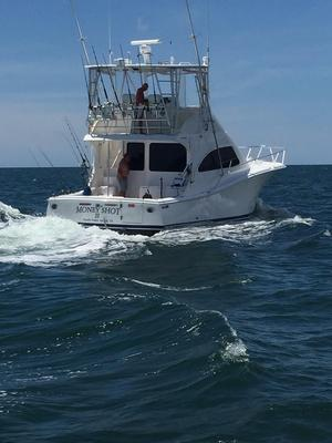 Used Luhrs 41 Convertible Fishing Boat For Sale