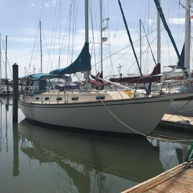 Used Island Packet Yachts 35 Other Sailboat For Sale