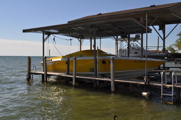 Used Donzi 30 Black Widow30 Black Widow High Performance Boat For Sale