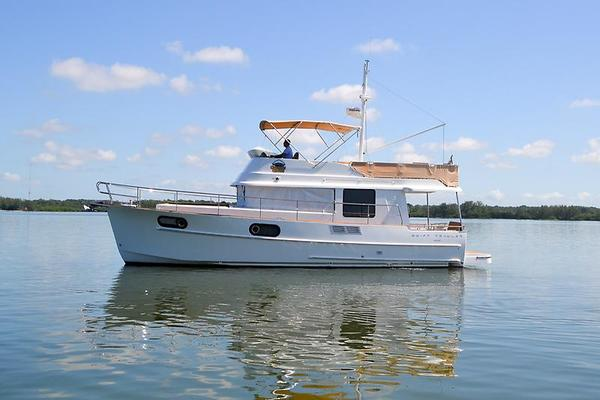 Used Beneteau Swift Trawler 44 Trawler Boat For Sale
