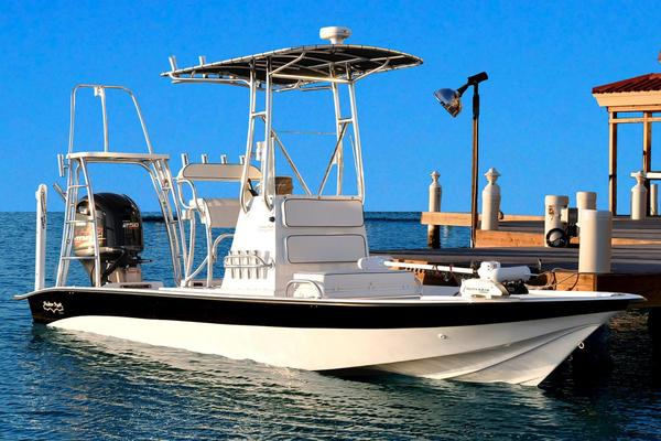 New Shallow Sport 24 Modified V Center Console Fishing Boat For Sale