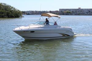 Used Sea Ray 245 Weekender Bowrider Boat For Sale