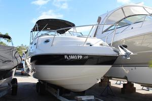 Used Stingray 250CS Bowrider Boat For Sale