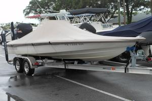Used Shearwater 22X Bay Boat For Sale