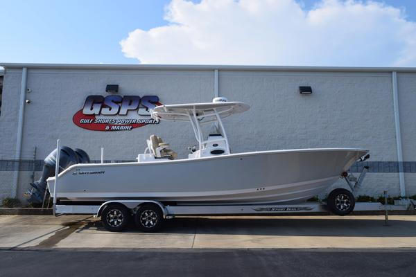 New Sportsman Open 282 Center Console Fishing Boat For Sale
