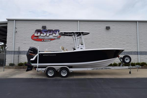 New Sportsman Heritage 231 CC Center Console Fishing Boat For Sale