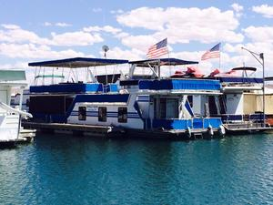 Used Sumerset Widebody House Boat For Sale