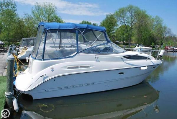 Used Bayliner 265 SB Cruiser Express Cruiser Boat For Sale