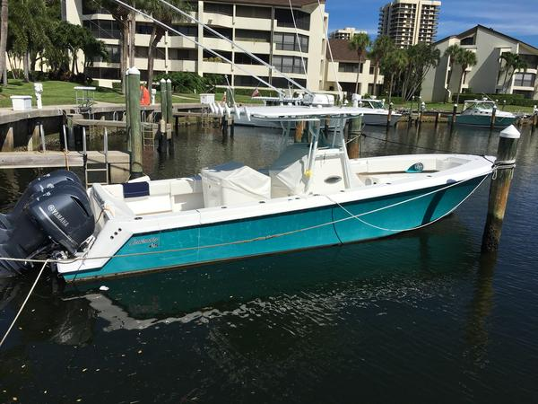 Used Contender 35 LS Center Console Fishing Boat For Sale