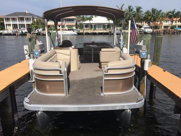 Used Bennington 22 SLX Other Boat For Sale