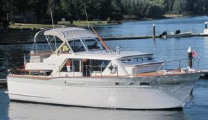 Used Chris-Craft Conqueror Aft Cabin Boat For Sale