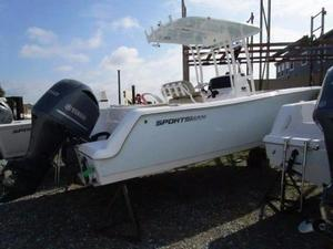 New Sportsman Heritage 231 Center Console Fishing Boat For Sale