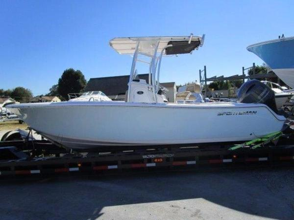 New Sportsman Open 212Open 212 Center Console Fishing Boat For Sale