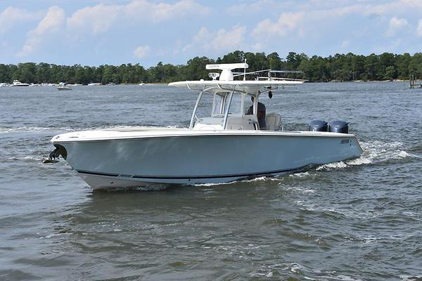 Used Jupiter 38 FS Center Console Fishing Boat For Sale