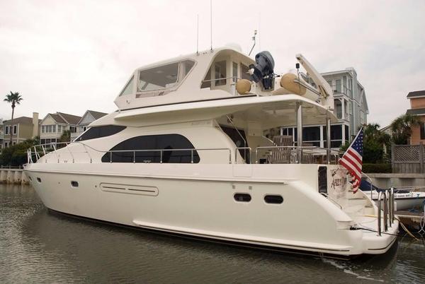 Used Hampton 600 Motoryacht Motor Yacht For Sale