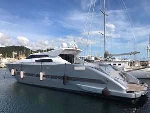 Used Tecnomar Velvet 83 Motor Yacht For Sale
