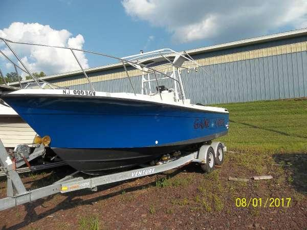 Used Wellcraft 248 Fisherman Center Console Fishing Boat For Sale
