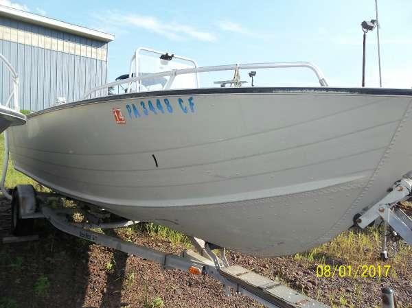 Used Starcraft Marine 21 MARINER CC Center Console Fishing Boat For Sale