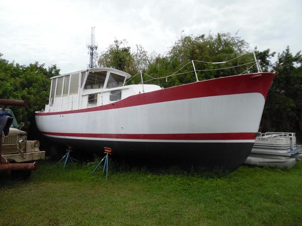 Used Willard 36 Aft Pilot House Antique and Classic Boat For Sale