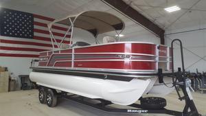 New Ranger 223F Pontoon Boat For Sale