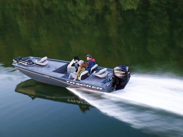 New Tracker Boats Pro 170 Bass Boat For Sale