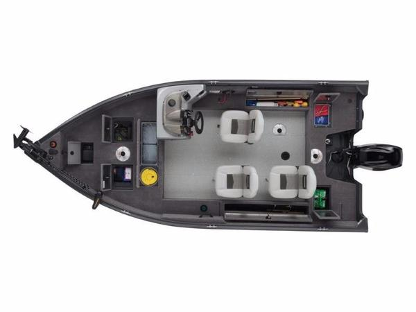 New Tracker Boats Pro Guide V16 SC Bass Boat For Sale