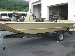 New Lowe Boats Roughneck 1860 PathfinderBoats Roughneck 1860 Pathfinder Freshwater Fishing Boat For Sale