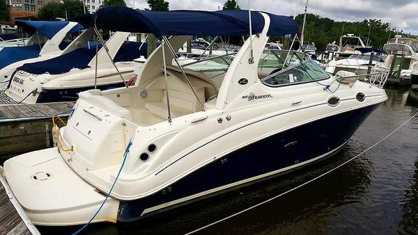 Used Sea Ray 280 Sundancer Cruiser Boat For Sale