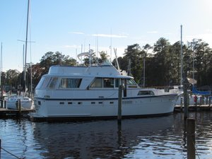 Used Hatteras Motoryacht Aft Cabin Boat For Sale