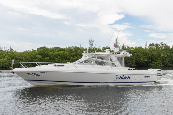 Used Intrepid Cruiser Boat For Sale