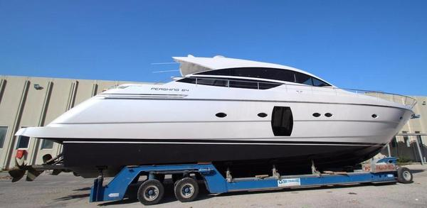 Used Pershing Express Motor Yacht For Sale