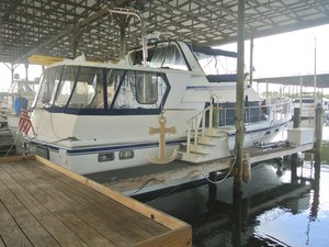 Used Chb 48 Sea Master Motor Yacht For Sale