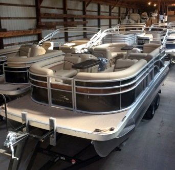New Bennington 22 SSRCX Pontoon Boat For Sale