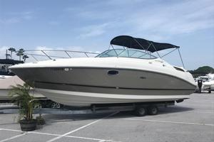 Used Sea Ray 250 Sundancer Sports Cruiser Boat For Sale
