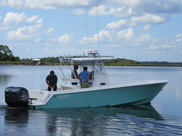 Used Contender 30ST Center Console Fishing Boat For Sale