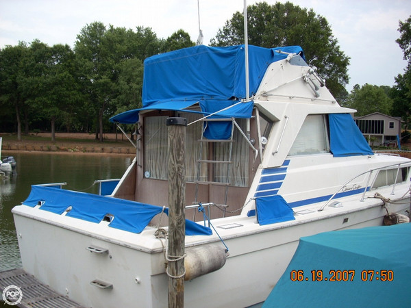 Used Chris-Craft 33 Catalina Sports Fishing Boat For Sale