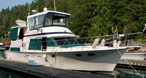Used Lien Hwa Aft Cabin Boat For Sale
