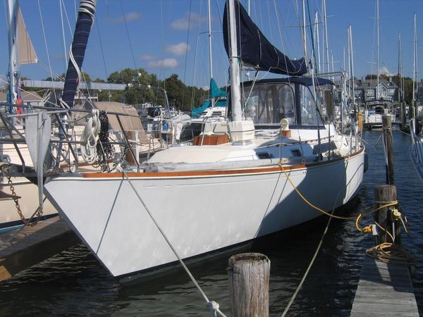 Used C&c Landfall Sloop Sailboat For Sale