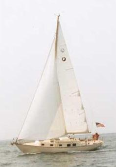 Used Sea Sprite 34 Sloop Sailboat For Sale