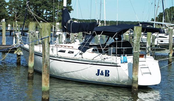 Used Hunter 34 Cruiser Sailboat For Sale