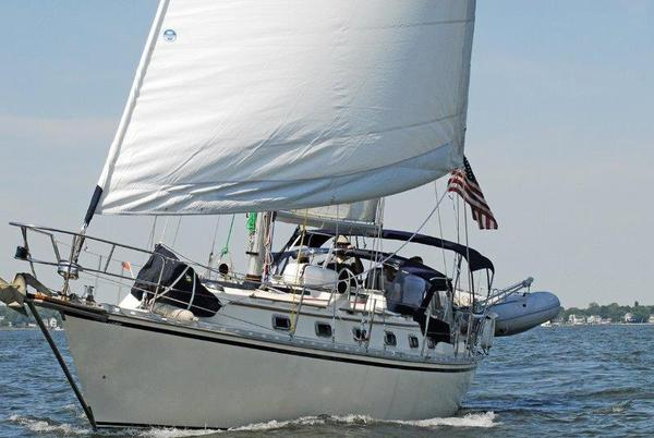 Used Caliber 38 Long Range Sloop Sailboat For Sale