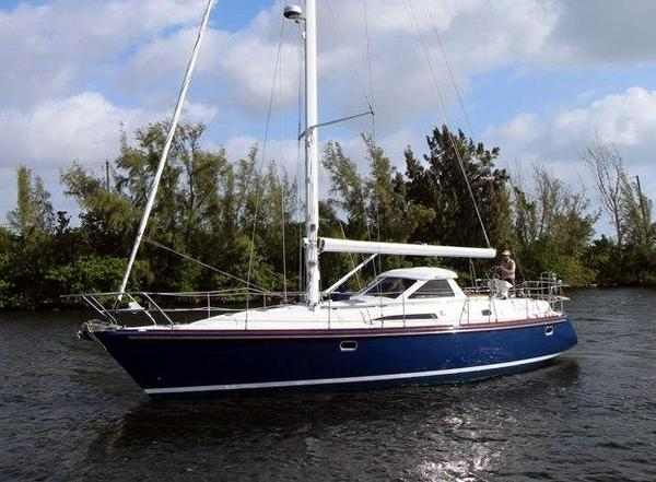 Used Trintella RON Holland Design Sloop Sailboat For Sale