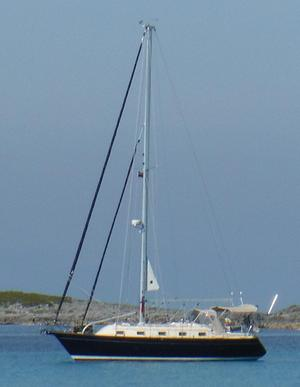 Used Island Packet 370 Cutter Sailboat For Sale