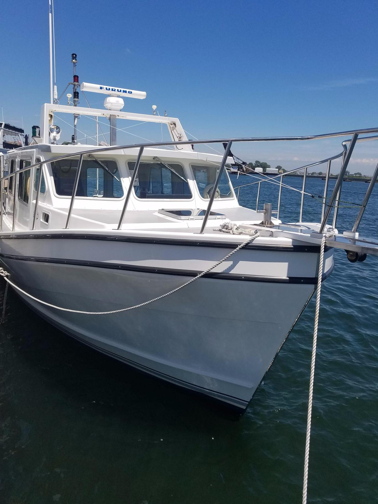 2006 used provincial 45 bluewater fishing boat for sale for Fishing boats for sale nj