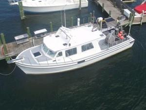 Used Provincial 45 Bluewater Fishing Boat For Sale